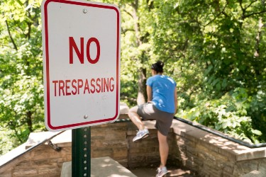 ohio trespass law