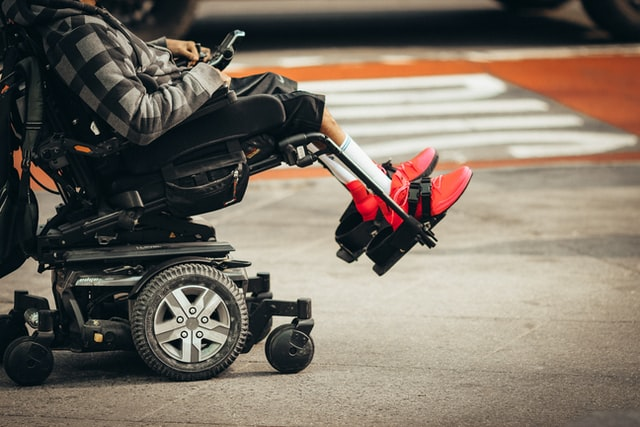 weapons under disability